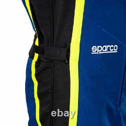 002341 Sparco 2020 Kerb Kart Suit Karting Racing (CIK-FIA Level 2) Sizes XS-XXL