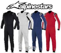 Alpinestars Delta Suit FIA 2-Layer Racesuit Rally All Colours & Sizes EU