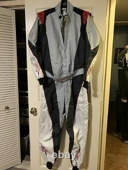 Alpinestars Go Kart Racing Suit Size 54 With Only ONE use