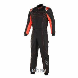Alpinestars KMX-9 V2 Kart / Karting / Go-Kart 2 Layer CIK-FIA Race Suit