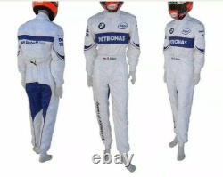 BMW 2008 model kart printed suit/kart Racing suit