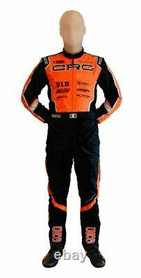 CRG Custom Kart Race Suit