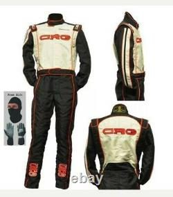 CRG kart printed suit 2017 style race suit free gifts included