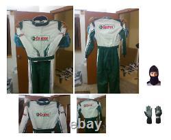 Castrol Style kart race CIK/FIA level 2 suit (free gifts)