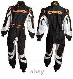 Crg Go Kart Race Suit Cik Fia Level 2