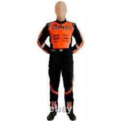 Crg Go Kart Race Suit Cik/fia Level 2 Approved With Free Gifts Included