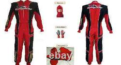 DR kart race suit KIT CIK/FIA level 2 2013 style(free gifts)