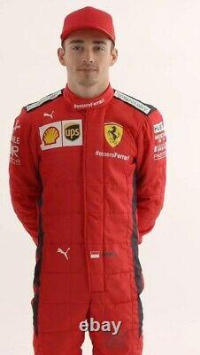 F1 Charles Printed Racing Suit Latest Style Go Kart/karting Race/Racing Suit
