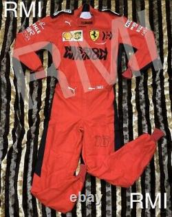 F1 MISSION WINNOW 2020 Latest Style Printed Suit /Go Kart/Karting Race/Racing