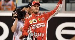 F1 MISSION WINNOW SEBESTIAN Printed Suit /Go Kart/Karting Race/Racing Suit