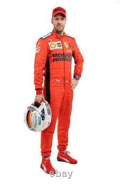 F1 Mission Winnow 2020 Latest Style Printed Race kart Suit