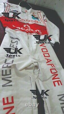 F1 Vodafone Racing Printed Suit