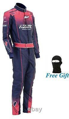 Go Kart Brand New Race Suit Model CIK/FIA Level 02(free gift Included), AU Seller
