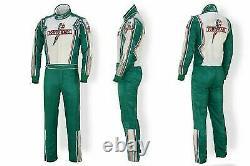 Go Kart OTK Sparco Tonykart KS-9 Race Suit Size 50 2015 (2014-2019) CLEARANCE