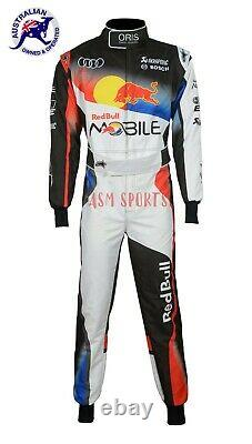 Go Kart Race Suit BRAND New Design DIGITAL Sublimated Red Bull Version