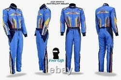 Go Kart Race Suit Brand New Model CIK/FIA Level 02