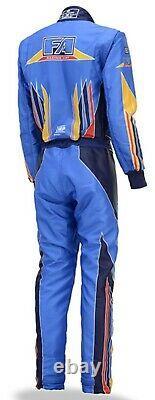 Go Kart Race Suit Brand New Model CIK/FIA Level 02 FA Race