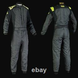 Go Kart Race Suit CIK FIA Level 2 Karting Shoes Gloves and T-Shirt & Free gift