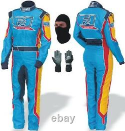 Go Kart Race Suit Pack CIK FIA Level 2 (Free gifts included)
