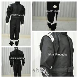 Go Kart Racing Suit CIK FIA Level 2 Suit Karting Shoes Shirt Kart Racing Gloves