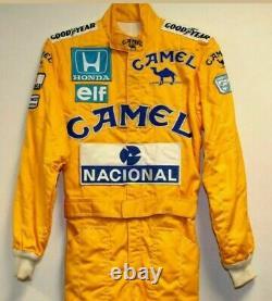 Go Kart printed Camel Suit/Kart racing camel team suit