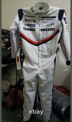Go-kart-porsche-dmg-race-suit Cik/fia Level 2 Approved Included
