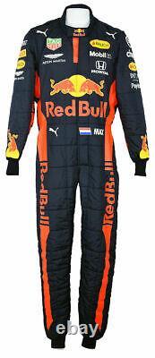 Go kart red bull 2020 racing suit digital Printed Replica for Kart racing