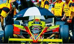 IRL Indy Racing SCOTT SHARP IndyCar DRIVER SUIT Delphi RACER Indy Car CART