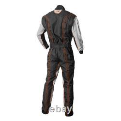 K1 RaceGear 10-GK2-O-LXL CIK/FIA Level 2 Approved Kart Racing Suit Large
