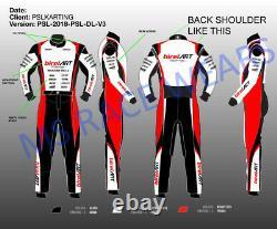 Kart Racing Birel art Suit CIK-FIA Level 2 + Free Gift Birel Art shoes