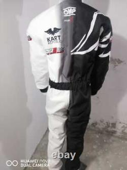 Kart Republic racing suit digital printed made to measure Level 2 karting suit
