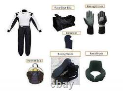 Kart race suit All You Can Have CIK/FIA level 2 (free balaclava and gloves)