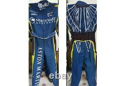Kart race suit Austin Martin Karting racing suits with Free balaclava