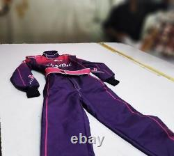 Karting suits for Kosmic Race suit with Free karting gloves & racing boot