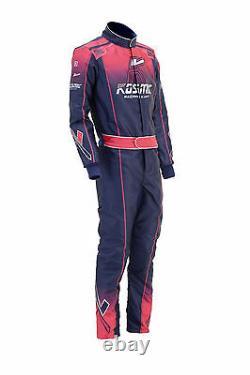 Kosmic 2016 Kart race suit CIK/FIA Level 2 (Free balaclava)
