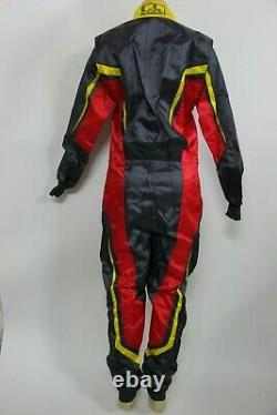Mir Raceline USA Kart Racing Driving Suit Ultralight Made in Italy Level 2