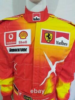 Monaco grand Prix racing suit digital sublimated & embroidered patches