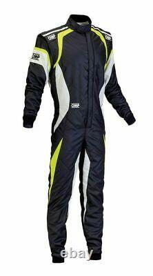 OMP Go Kart Race Suit CIK FIA Level 2