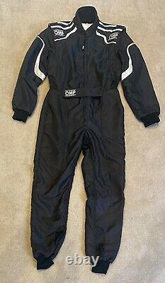 OMP KS-3 Go Kart Race Kart Suit Size 160 NEARLY NEW