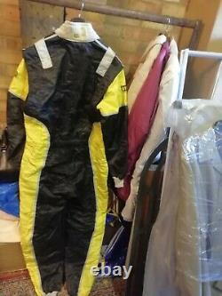OMP Karting Racing Suit, Size 48