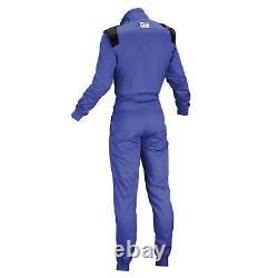 OMP Summer-K Indoor Kart Go Karting Race Racing Suit