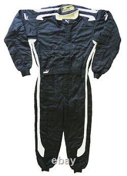 PUMA Future CAT FIA Approved Racing Suit Black size 56