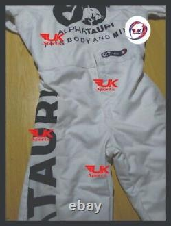 Pierre Gasly Racing Suit Alpha Tauri 2020 Kart Racing Suit Go Kart karting Suit