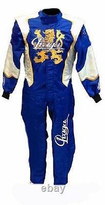 Praga Kart race suit CIK/FIA Level 2 (Free gifts)