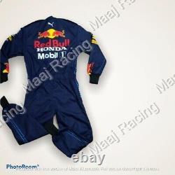 Redbull Go kart Racing suit latest 2021 Edition