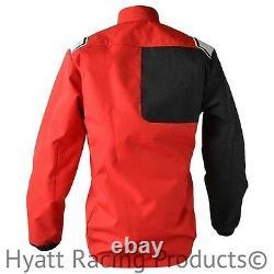 Simpson Apex Kart Racing Jacket All Sizes & Colors