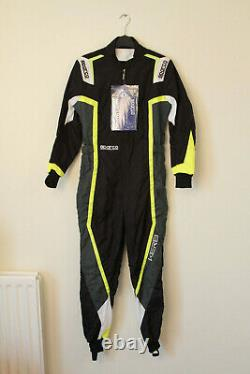 Sparco Kerb Lady Go Kart Racing Suit CIK FIA Level 2 Approved