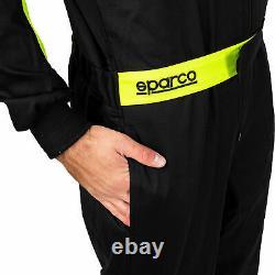 Sparco Rookie Indoor Racing Track Day Kart Suit