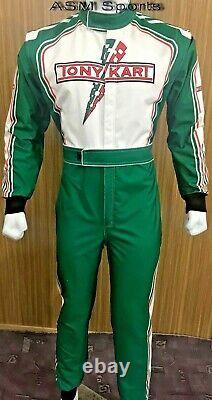 Tony Kart Race suit CIK/FIA Level 2 AU Seller New