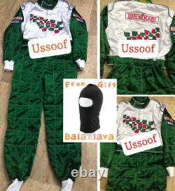 Tony/kart Karting Race Suite CIK/FIA level 2 Approved With FREE GIFT